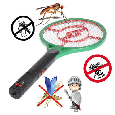 La Belle Sophie Rechargeable Electric Mosquito Swatter