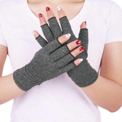 La Belle Sophie S Arthritis Compression Fingerless Gloves