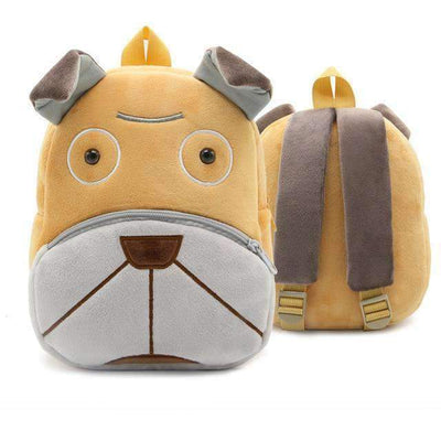 La Belle Sophie Shar Pei -Backpack Rainbow Unicorn-