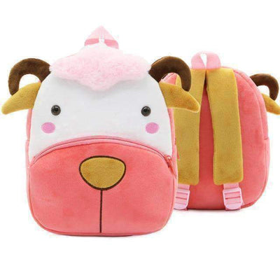 La Belle Sophie Sheep Backpack Rainbow Unicorn