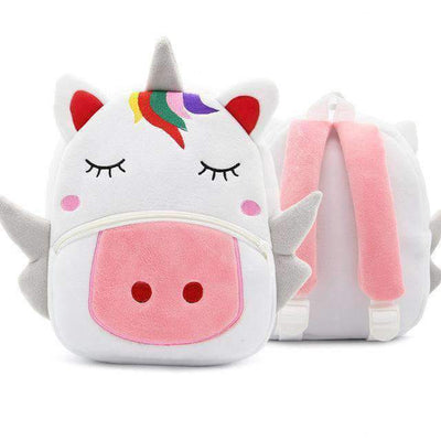 La Belle Sophie Unicorn Backpack Rainbow Unicorn