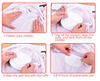La Belle Sophie UP1 50pcs SWEAT PADS DEODORANTS