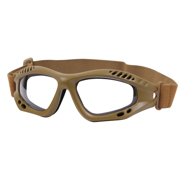 Rothco ANSI Rated Tactical Goggle Coyote (SG)
