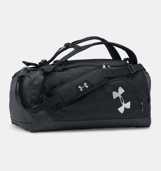 Under Armour Undeniable Medium Duffle Bag Black (1273255) - Iceberg Army Navy