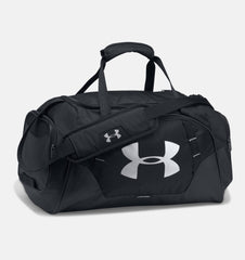Under Armour Undeniable 3.0 Large Duffle Bag Black (1300216) / Cargo / Duffle Bags - Iceberg Army Navy
