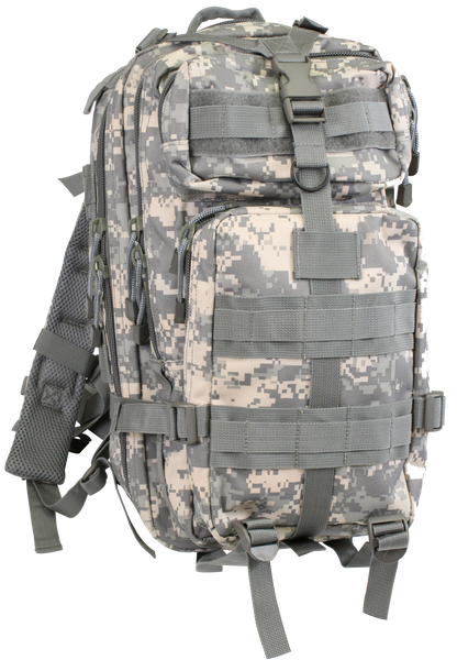 Rothco Medium Transport Pack ACU Digital (2288) / Bagpacks - Iceberg Army Navy