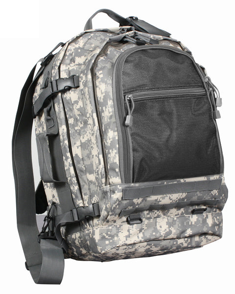 Rothco Move Out Travel Pack ACU  (2298) / Bagpacks - Iceberg Army Navy