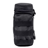 Rothco Molle Water Bottle Pouch Black (WC) / Tactical Bags - Iceberg Army Navy