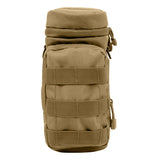 Rothco Molle Water Bottle Pouch Coyote (WC) / Tactical Bags - Iceberg Army Navy