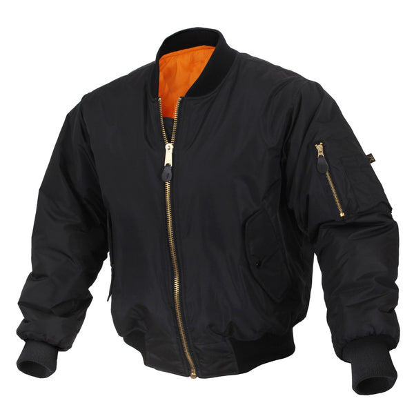 Rothco MA-1 Flight Jacket (MA1R) - Iceberg Army Navy