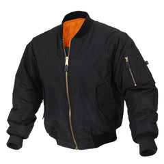 Rothco MA-1 Flight Jacket (MA1R) / MA-1 Flight Jackets - Iceberg Army Navy