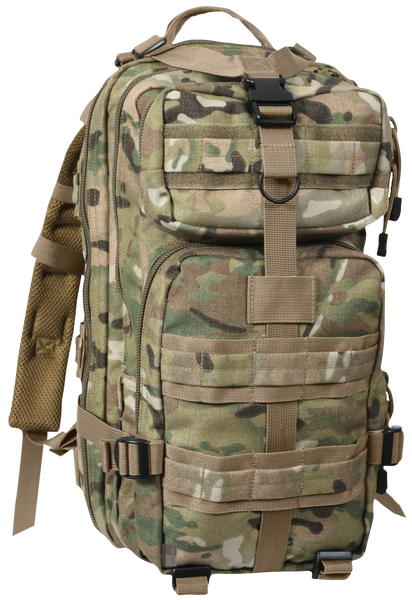 Rothco Medium Transport Pack Multicam (2940) / Bagpacks - Iceberg Army Navy
