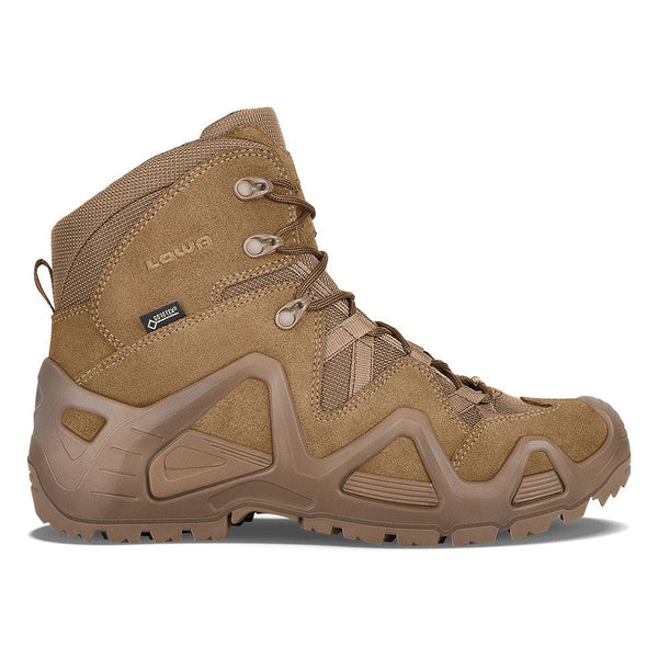 Lowa Men's Zephyr GTX Mid Waterproof Tactical Boots (ZEPGTXMC)