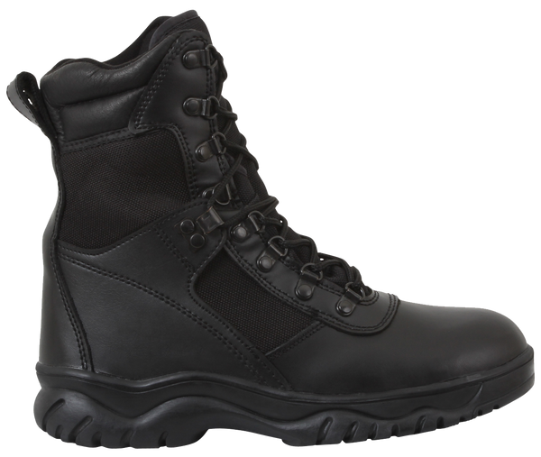 Rothco Men's Forced Entry Waterproof Tactical Boots (5052) / Tactical Boots - Iceberg Army Navy