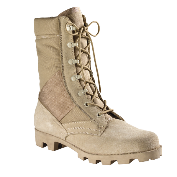Rothco Men's G.I. Type SpeedLace Jungle Boots (5057) / Tactical Jungle Boots - Iceberg Army Navy