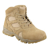 "Rothco Men's 6"" Forced Entry Deployment Boots (5368) / Tactical Boots - Iceberg Army Navy"