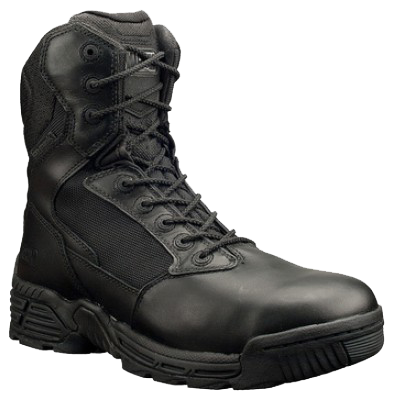 Magnum Men's Stealth Force 8.0 Side Zip Tactical Boots (5870) / Tactical Boots - Iceberg Army Navy