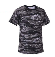 Rothco Camouflage T-Shirt Urban Tiger Stripe Camo (61070)