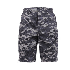 Rothco BDU Cargo Shorts Subdued Urban Digital Camo (65320)