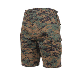 Rothco BDU Cargo Shorts Woodland Digital Camo (65412)
