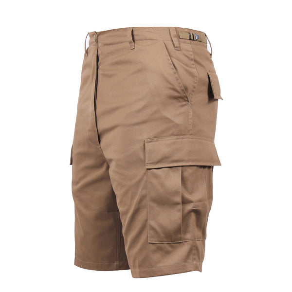 Rothco BDU Cargo Shorts Coyote Brown (66212) / BDU Cargo Shorts - Iceberg Army Navy
