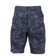 Rothco BDU Cargo Shorts Midnight Digital Camo (68213) / BDU Cargo Shorts - Iceberg Army Navy