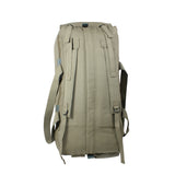 Rothco Canvas Mossad Tactical Duffle Bag Olive Drab (8136) / Canvas Cargo / Duffle Bags - Iceberg Army Navy