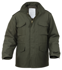 Rothco M65 Field Jacket Olive Drab (M65R) / M65 Field Jackets - Iceberg Army Navy