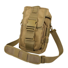 Rothco Flexipack Molle Tactical Shoulder Bag Coyote (8319) / Messenger Bags - Iceberg Army Navy