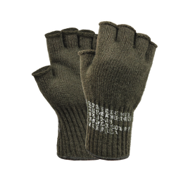 Rothco GI Cut off Wool Gloves Olive Drab (GLCO)