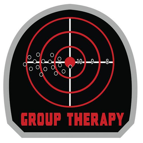 Group Therapy Patch (84P-141) / Morale Patch - Iceberg Army Navy