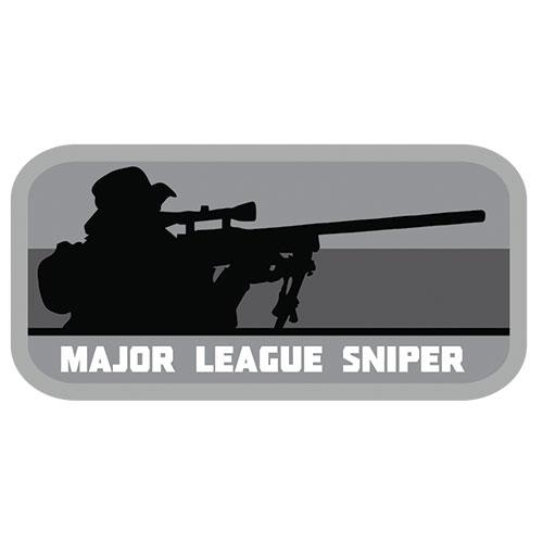 Major League Sniper Patch (84P-361) / Morale Patch - Iceberg Army Navy