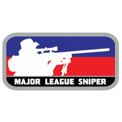 Major League Sniper Patch (84P-362) / Morale Patch - Iceberg Army Navy