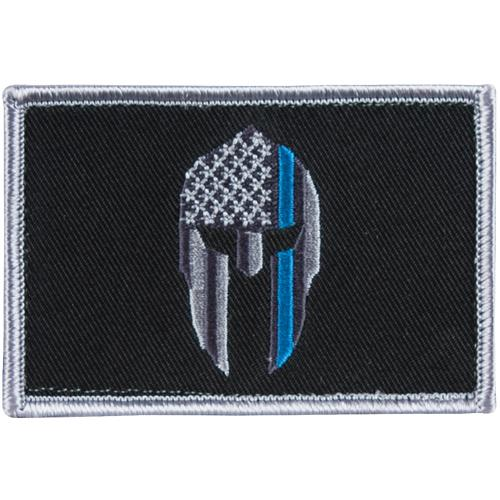 Spartan Patch (84P-4851) / Morale Patch - Totowa Airsoft