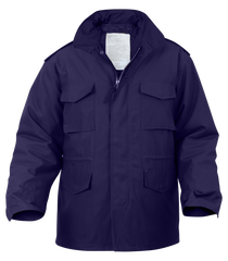 Rothco M65 Field Jacket Navy Blue (M65R) / M65 Field Jackets - Iceberg Army Navy