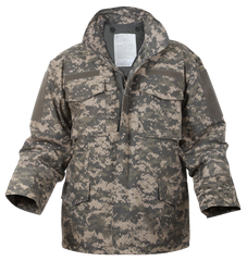Rothco M65 Field Jacket ACU Digital Camo (M65R)