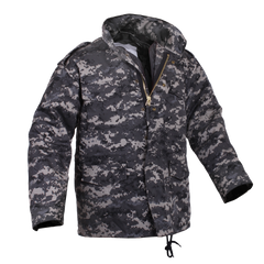 Rothco M65 Field Jacket Subdued Urban Digital Camo (M65R) / M65 Field Jackets - Iceberg Army Navy