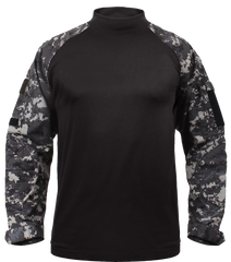 Rothco Subdued Urban Digital Combat Shirt (COMBATSHIRT) - Iceberg Army Navy