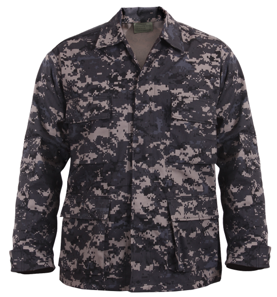 Rothco Subdued Digital BDU (BDUJ/BDUP) / BDU Jacket / Pants - Totowa Airsoft