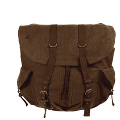 Rothco Vintage Weekender Pack Brown (9658)