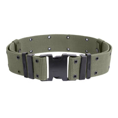 Rothco USMC Style OD Quick Release Pistol Belts (BEPQR) / Tactical Belts - Iceberg Army Navy