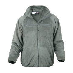 Rothco GEN 3 ECWCS Jacket Foliage Green (JACFL) / Polar Fleece Jackets - Iceberg Army Navy