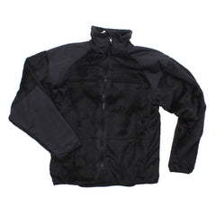Rothco GEN 3 ECWCS Jacket Black (JACFL) / Polar Fleece Jackets - Iceberg Army Navy