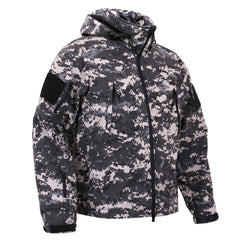 Rothco Spec Ops Soft Shell Jacket Subdued Urban Digital Camo (TACJAC) / Spec Ops Jackets - Iceberg Army Navy