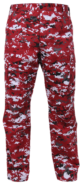 Rothco BDU Red Digital Camo (BDUP) / BDU Jacket / Pants - Iceberg Army Navy