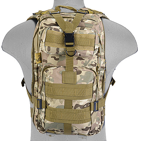 Medium Transport Pack Modern Camo (TACBAGLEC) / Bagpacks - Iceberg Army Navy