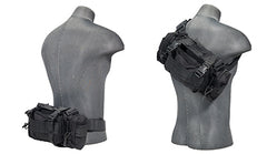 Tactical ButtPack Black (TBPB)