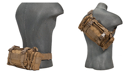 Tactical ButtPack Tan (TBPT)