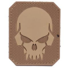 Pirate Skull Patch (PATCH016A) / Morale Patch - Iceberg Army Navy