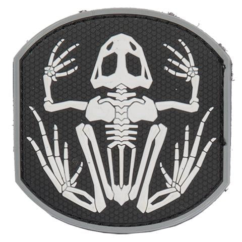 Frog Skeleton Patch (PATCH018A) / Morale Patch - Iceberg Army Navy